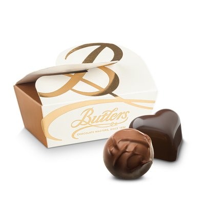 Two Sweet Box Wedding Favour View 1