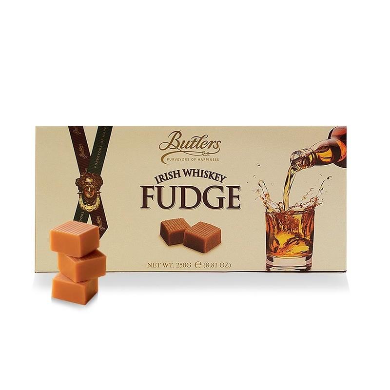 Butlers Irish Whiskey Fudge