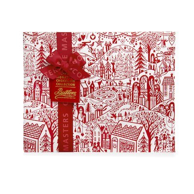 Butlers Large Gift wrapped Signature Christmas Assortment, with 36 Chocolates