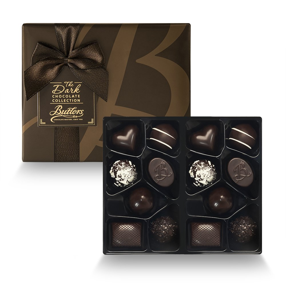 Butlers Large Dark Chocolate Ballotin