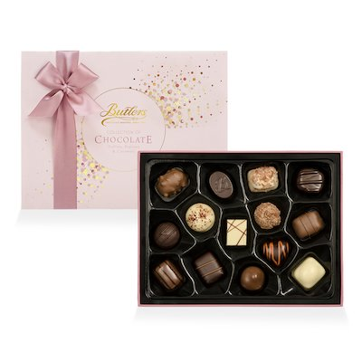 Pink Chocolate Collection
