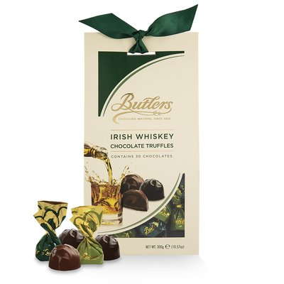 Butlers Irish Whiskey Chocolate Truffles