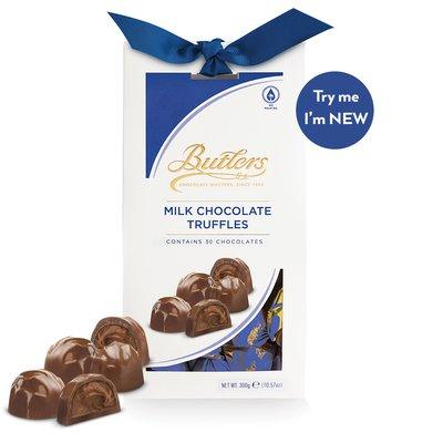 300g Milk Chocolate Truffles