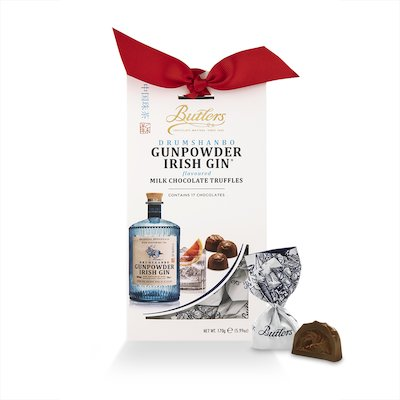 Drumshanbo Gunpowder Irish Gin® Chocolate Truffles