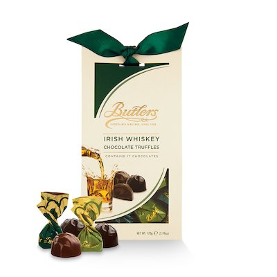 Irish Whiskey Chocolate Truffles