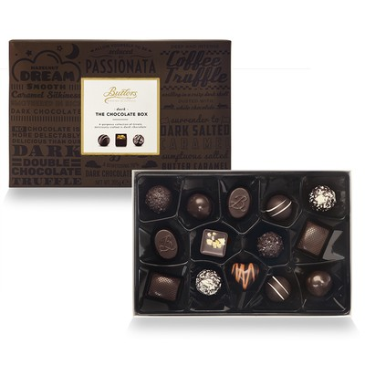 The Dark Chocolate Box