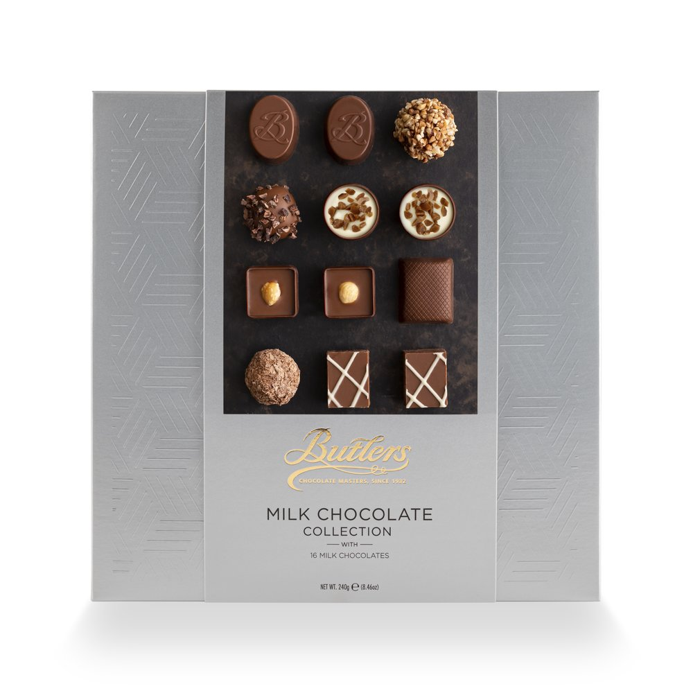 Milk Chocolate Café Chocolate Collection