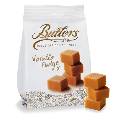 Butlers Vanilla Fudge Bag