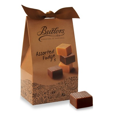 Butlers Assorted Fudge Box