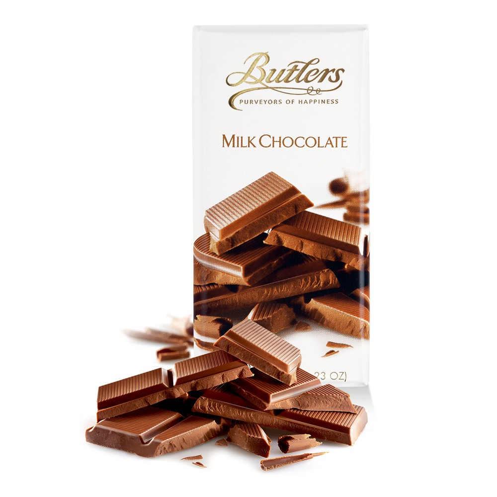 35g Milk Chocolate Bars (x24)