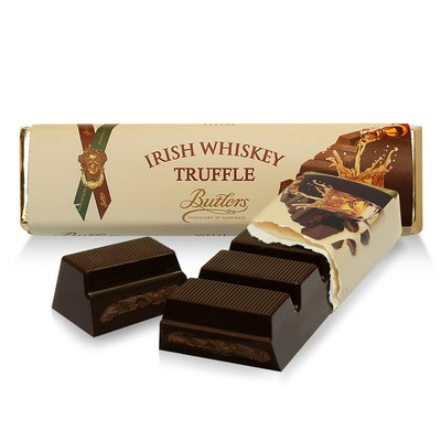 Irish Whiskey Truffle Bars (12)