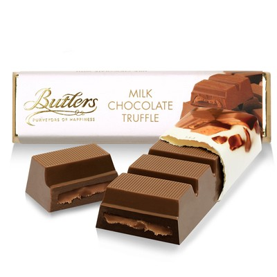 Butlers Milk Truffle Bar, Pack of 12 Bars, Pack of 12 Bars