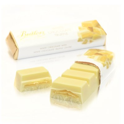 White Chocolate Truffle Bar x 6