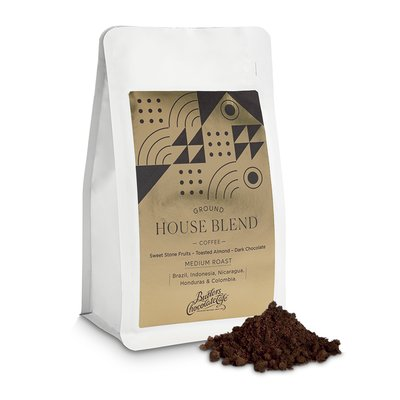 Fresh Ground Coffee Pack (Fairtrade Certified)