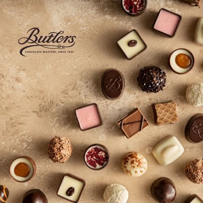 Butlers Chocolate Gift - Exclusive to Apple