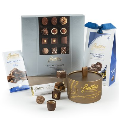 Milk Chocolate Favourites