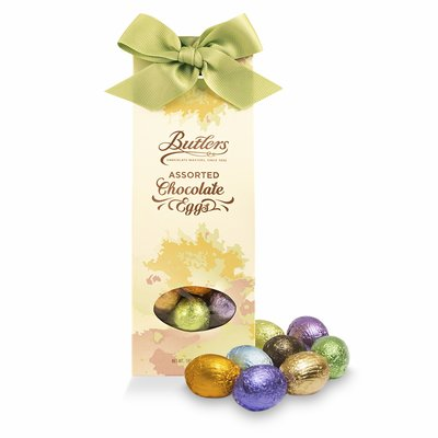 Mini Chocolate Easter Egg Box