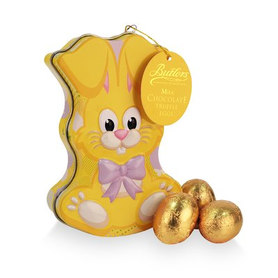 Bunny Easter Egg Tin