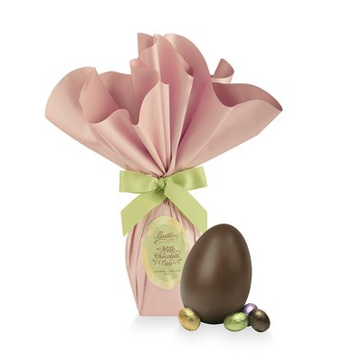 Milk Chocolate Small Wrapped Easter Egg