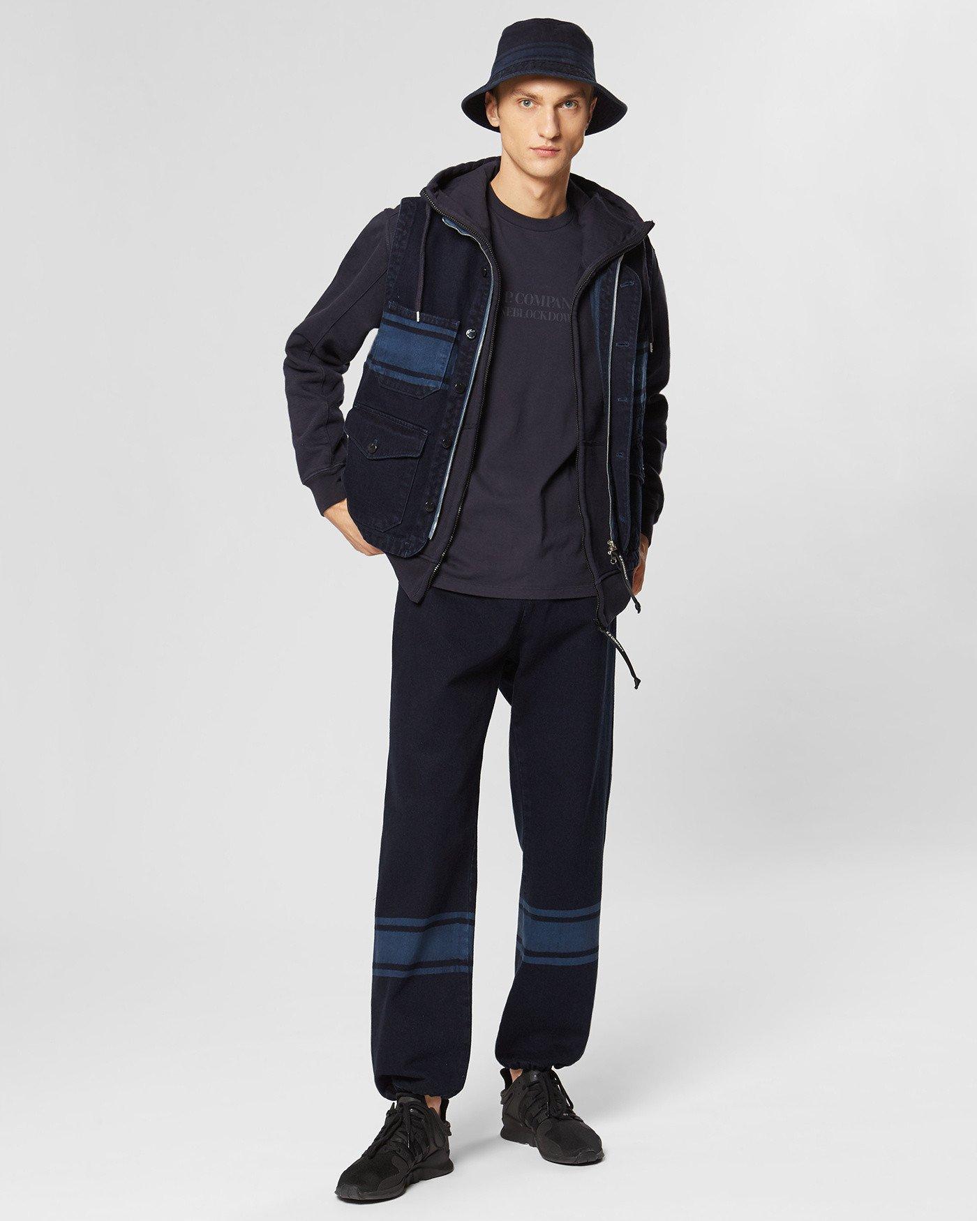 Denim 14 3/4 OZ Pants in Blue Denim
