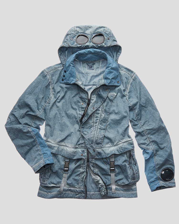 M.T.t.N Goggle Jacket
