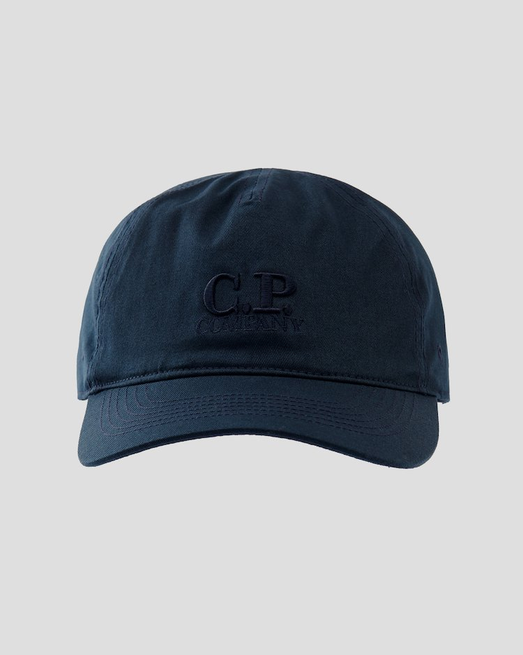 449822b1 Gabardine Baseball Cap in Total Eclipse
