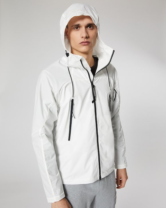 Pro-Tek Lens Jacket in White