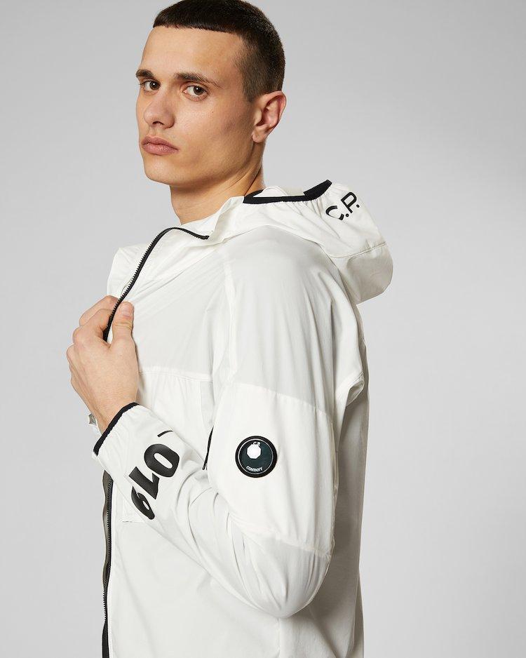 Pro-Tek Lens Jacket in White
