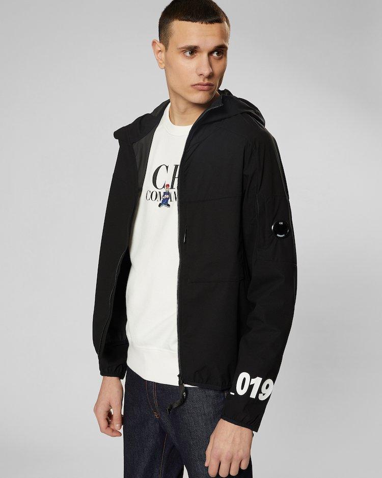 Pro-Tek Lens Jacket in Black