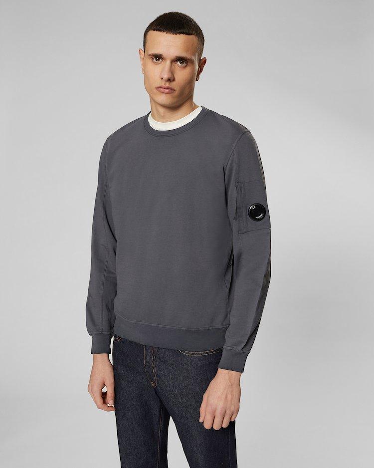 Garment Dyed Light Fleece Sweatpants in Beech
