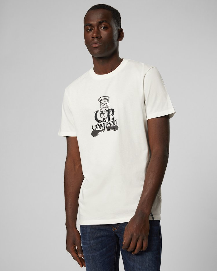 17aa5345a T-SHIRTS & POLOS | C.P. Company Online Store