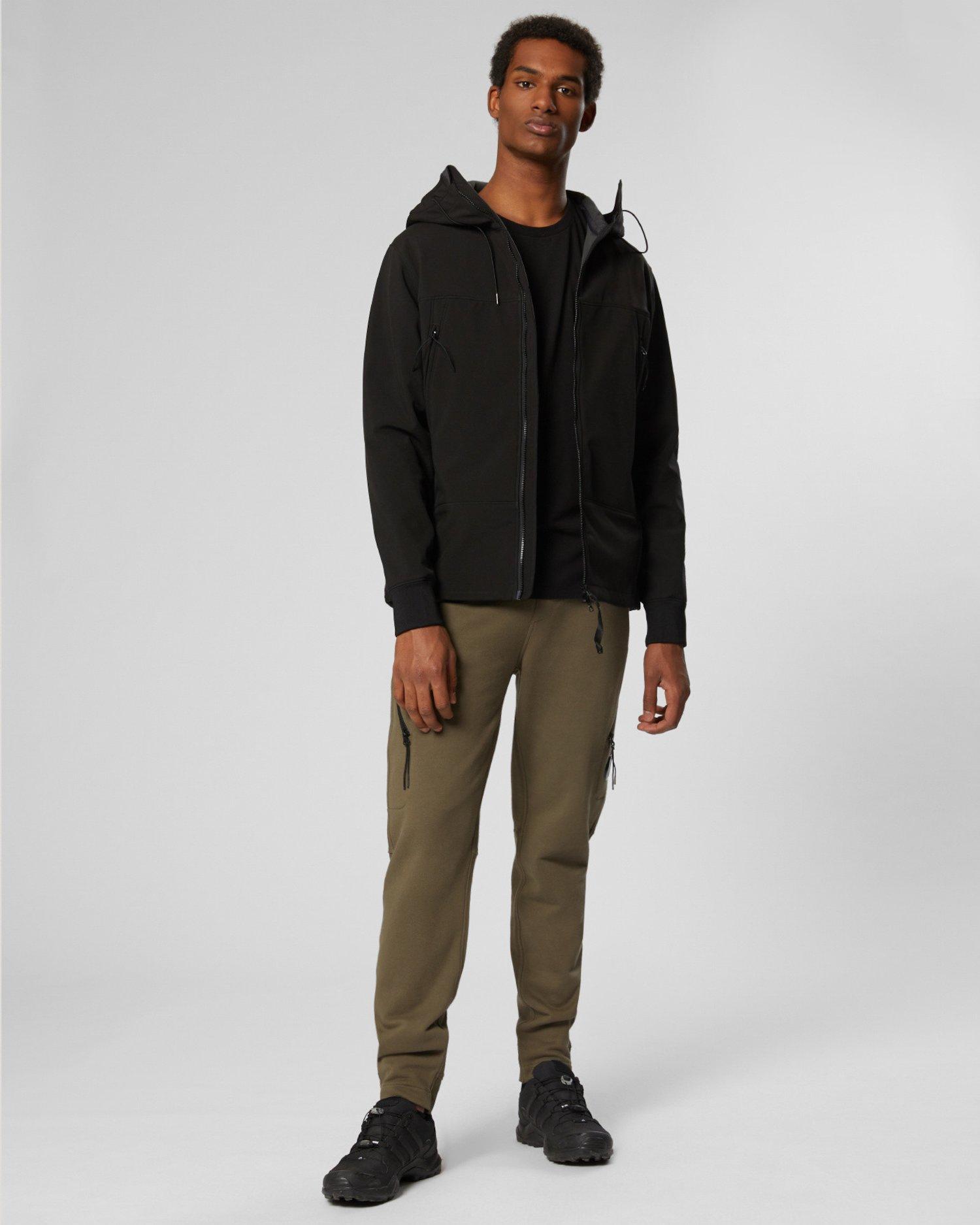Куртка CP Shell с потайными очками
