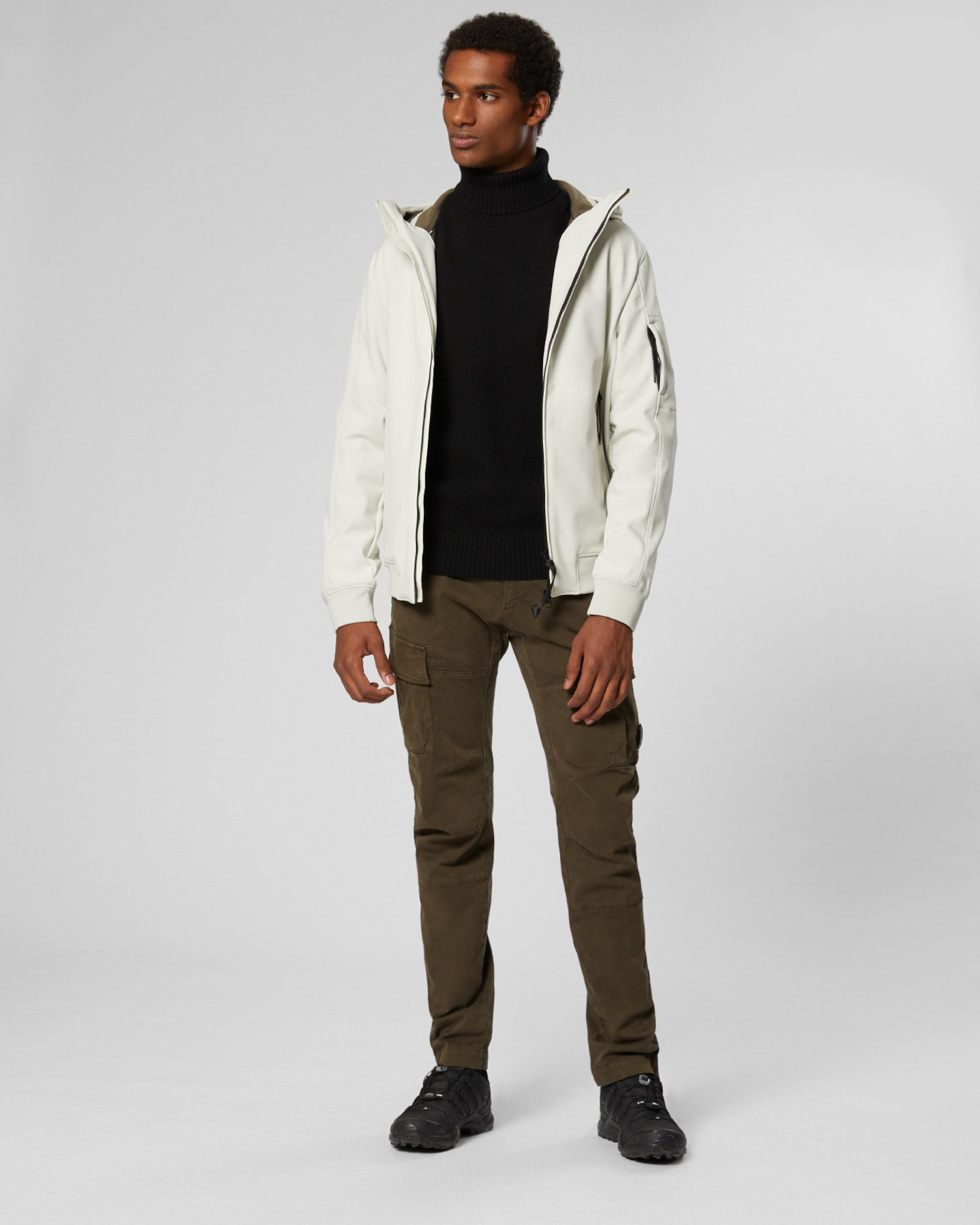CP Shell Lens Jacket