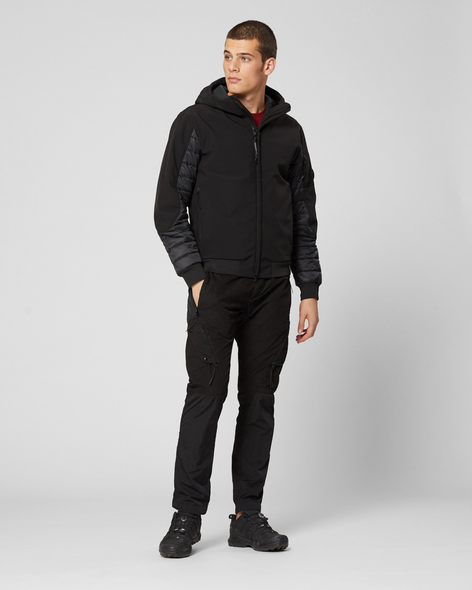 CP Shell Zip Front Lens Jacket