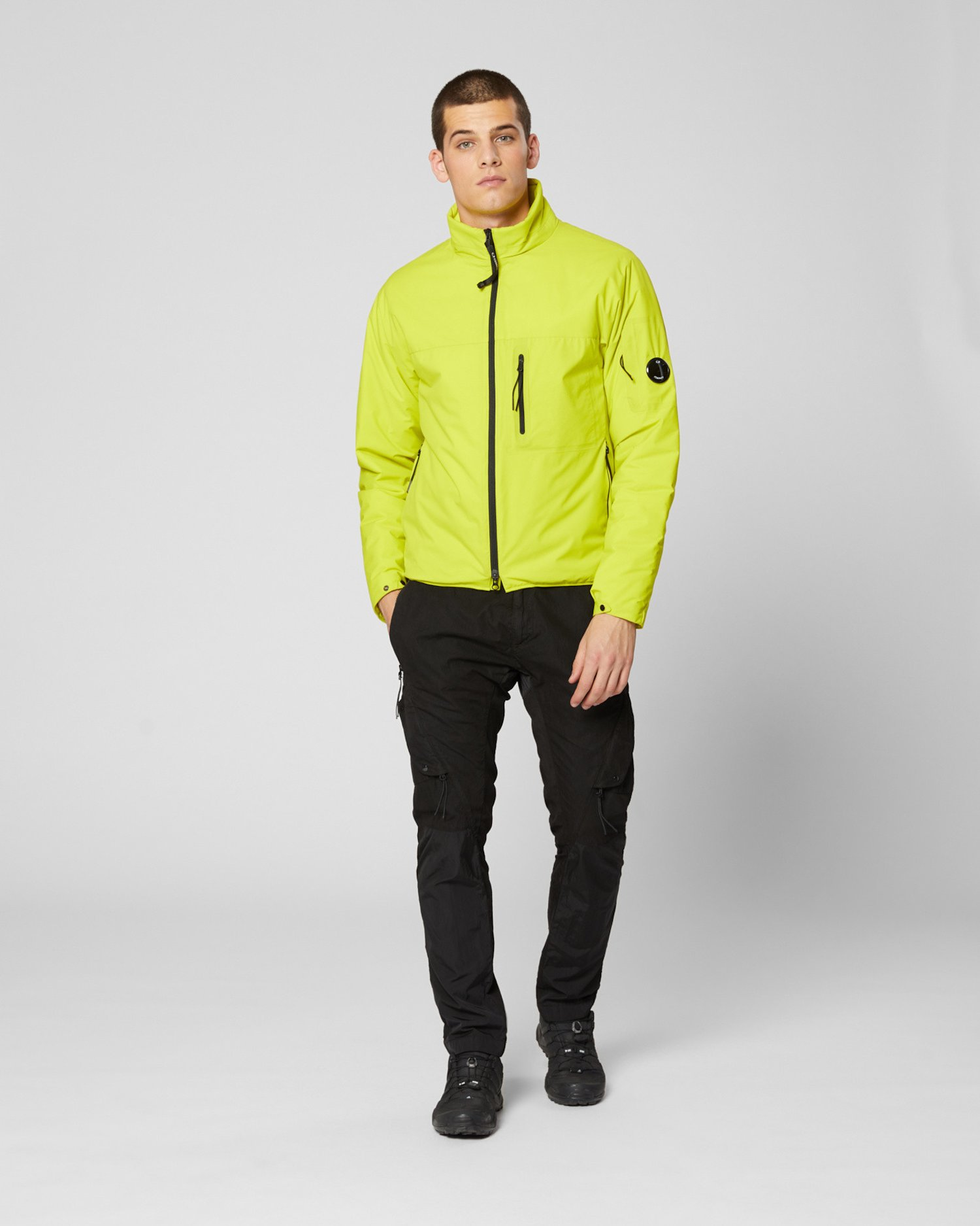 Pro-Tek Lens Medium Jacket
