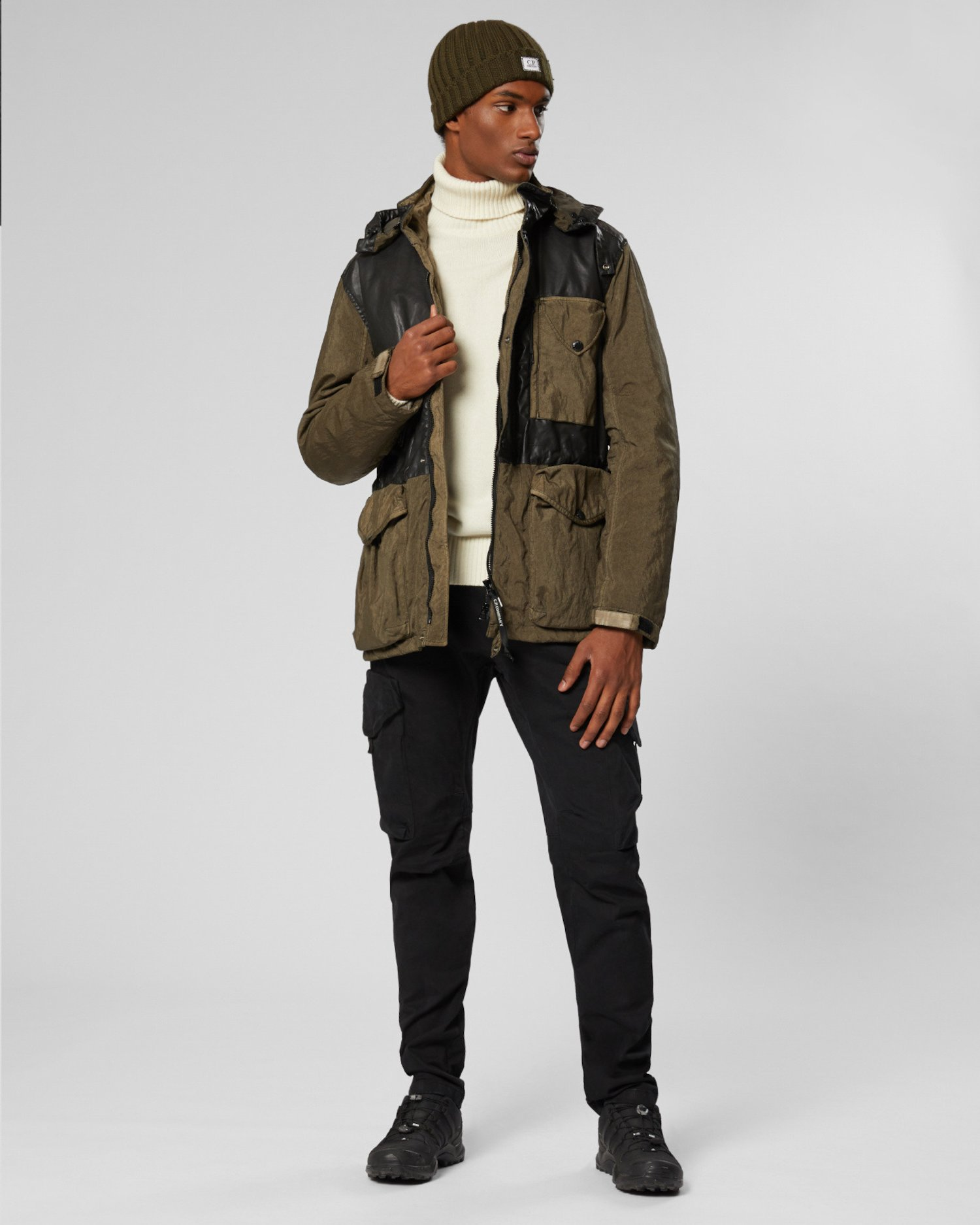 Quartz Contrast Goggle Jacket