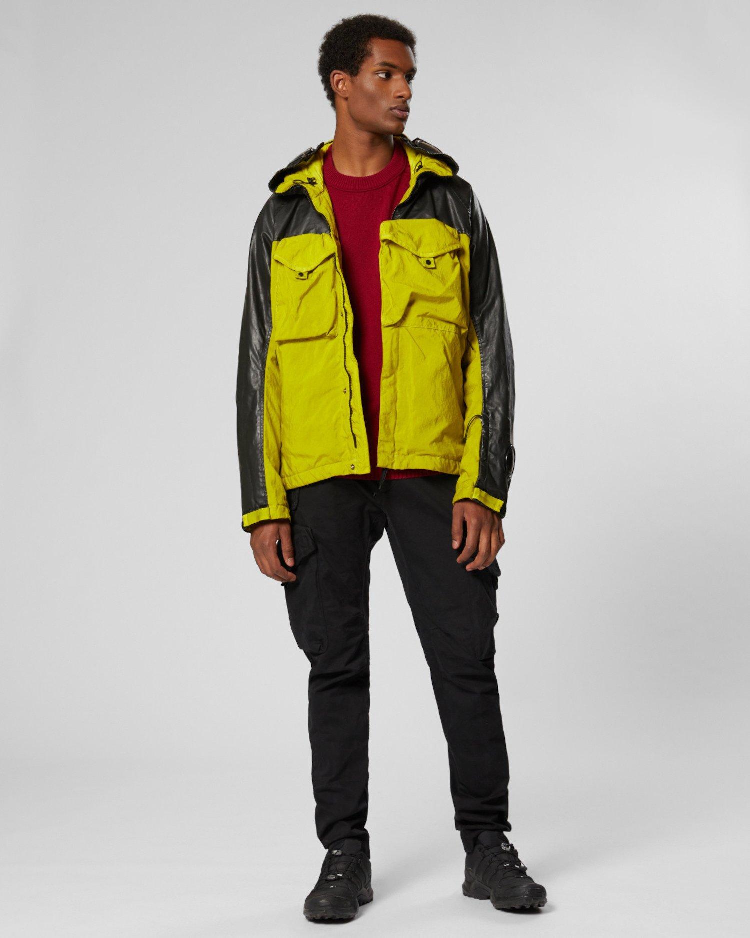 Quartz Contrast Explorer Goggle Jacket