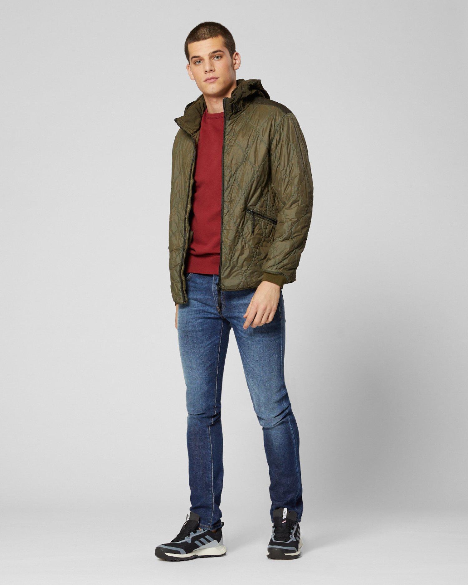 Складная куртка Migration Shading с очками