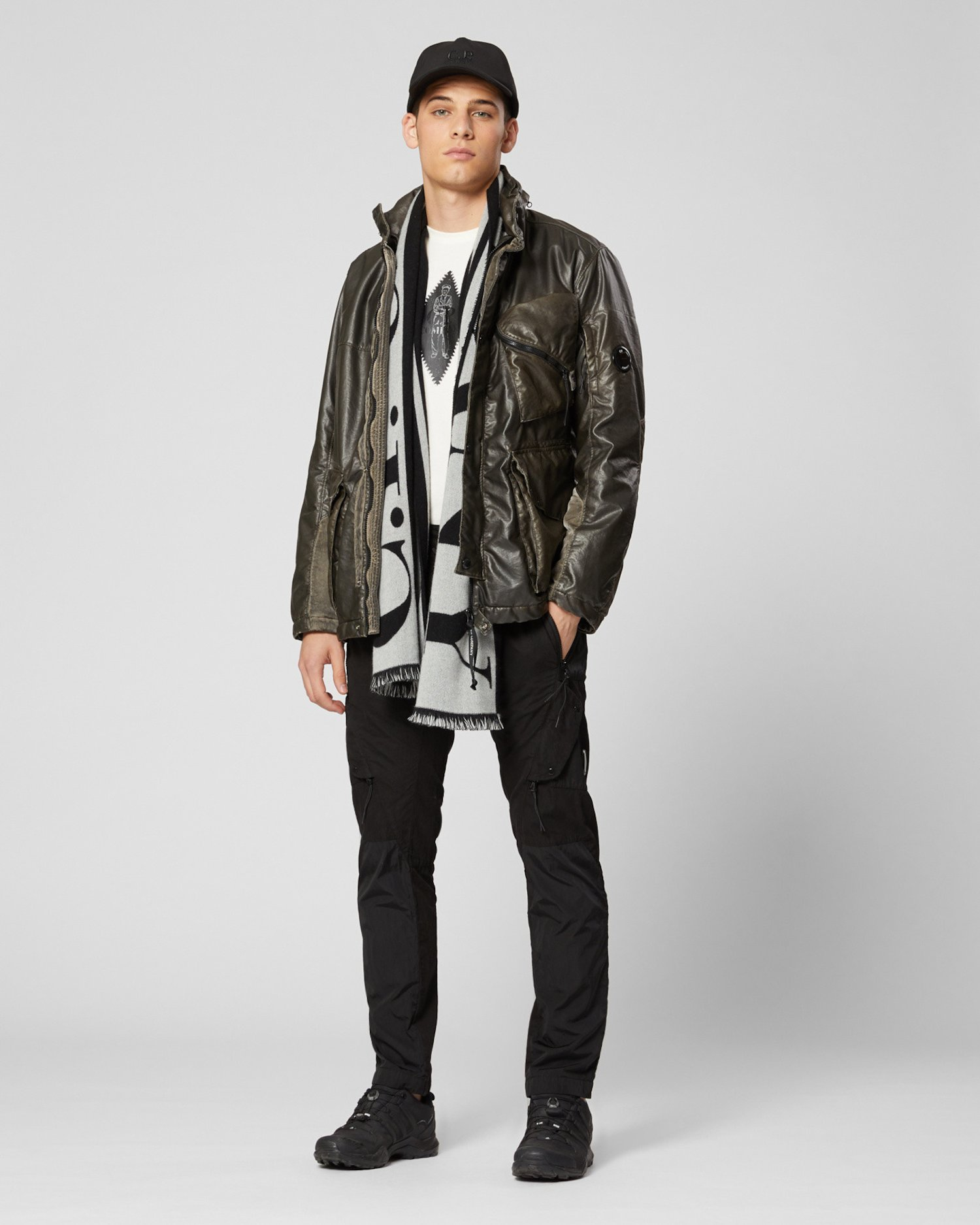 Nyber Special Dyed Utility Jacket
