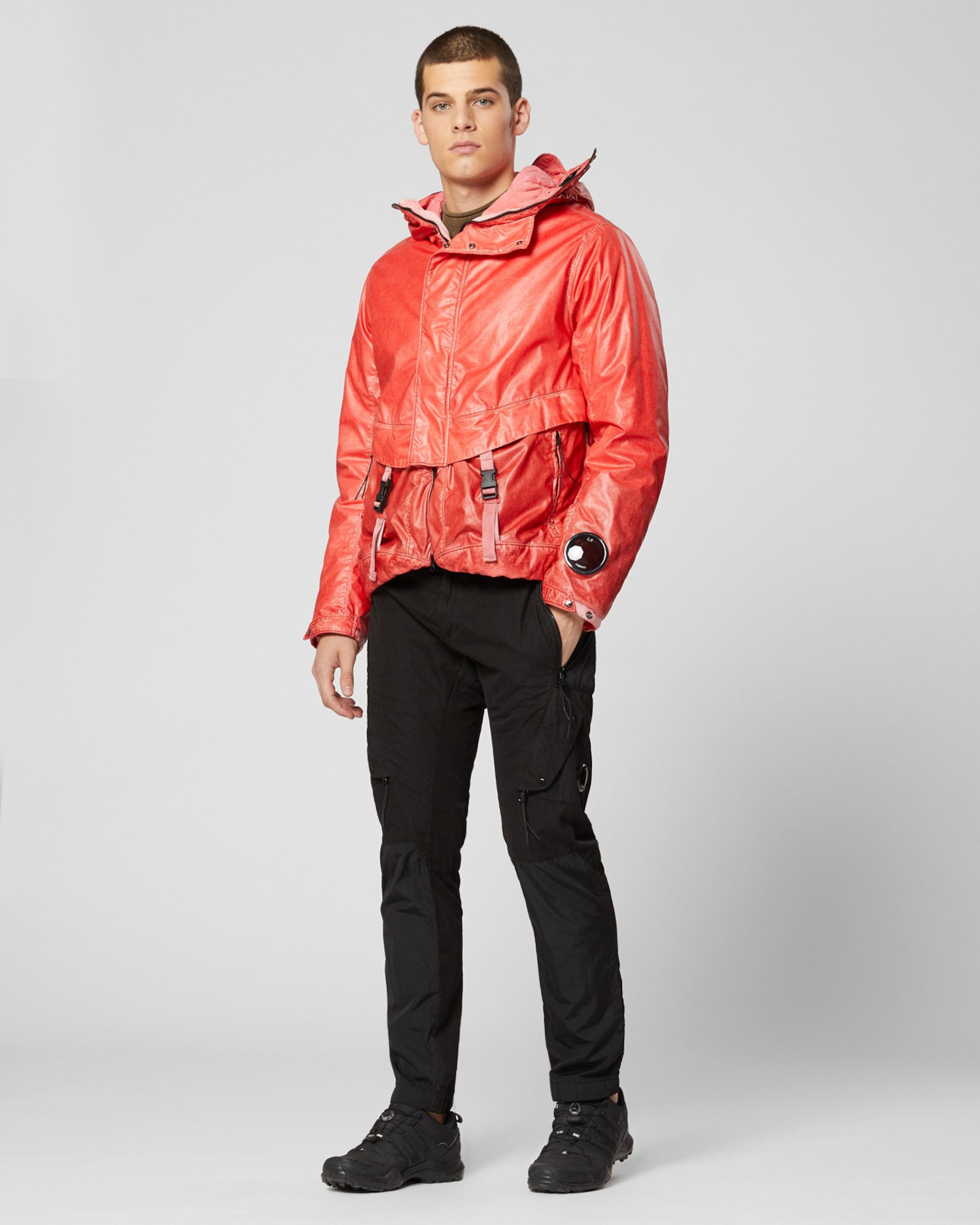 MBS Special Dyed Explorer Goggle Jacket