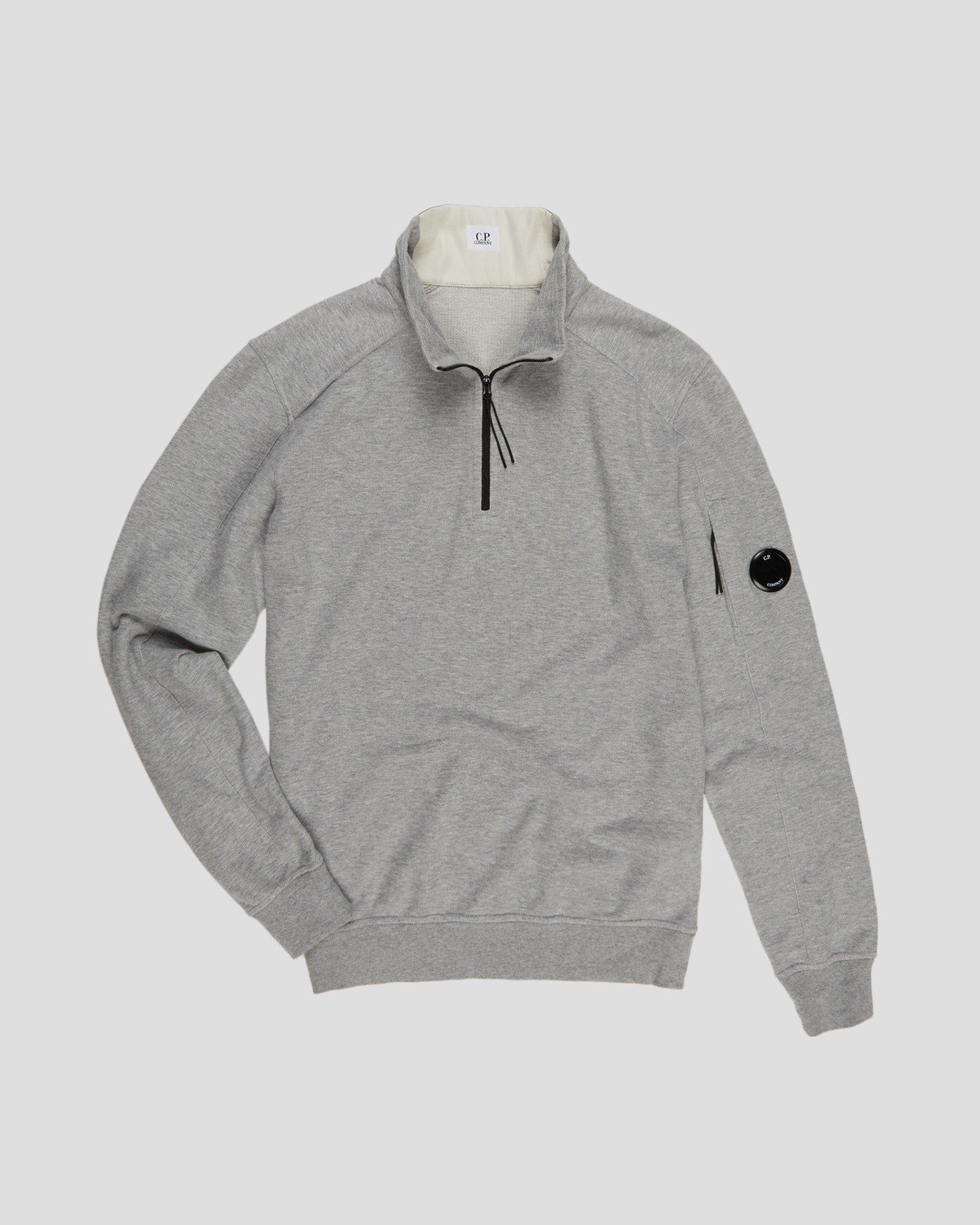 Habit Brand Men/'s Hooded Performance Long Sleeve Shirt Quarter Zip M XL XXL L