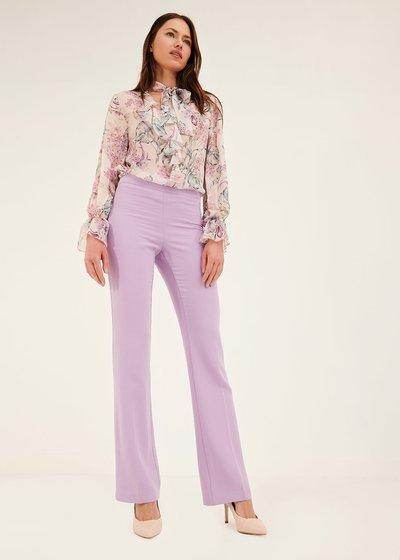 Pantalone a zampa Victoria