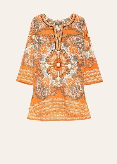 Catherine kaftan blouse