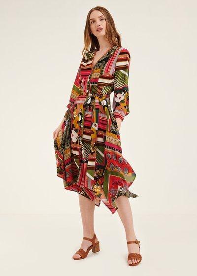 Aydan patterned dress