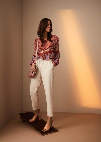 Cadry Jaipur print blouse