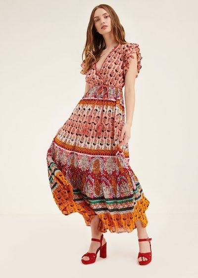 Adry Jaipur print dress