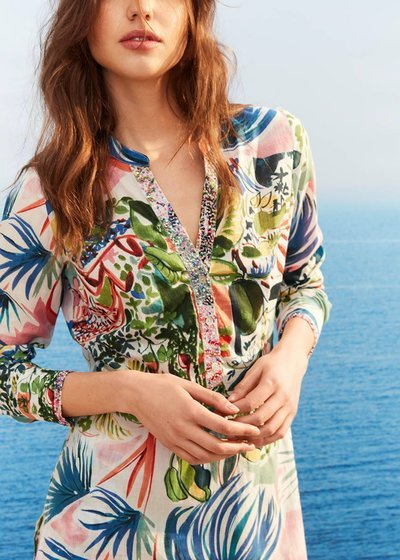 Cadly patterned shirt