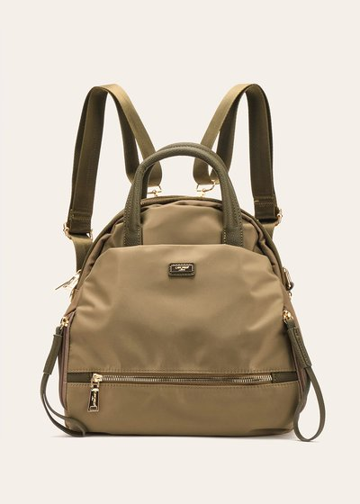Beth nylon backpack
