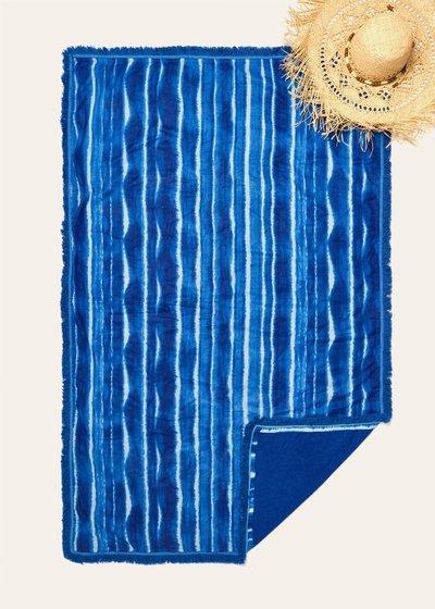 Thiago cotton and terrycloth beach towel