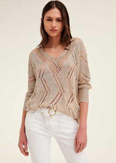 Matias openwork sweater